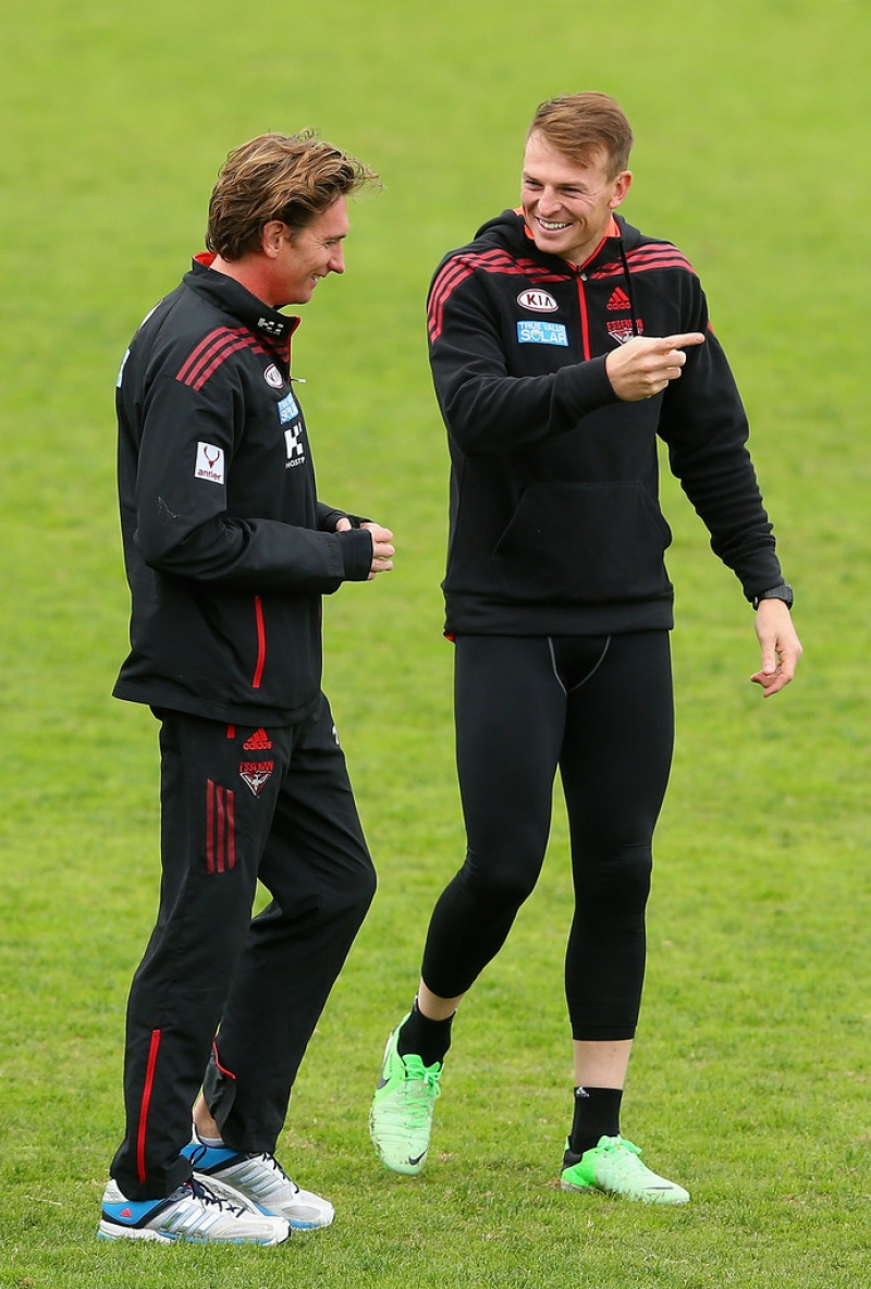 Essendon Training Session 42128