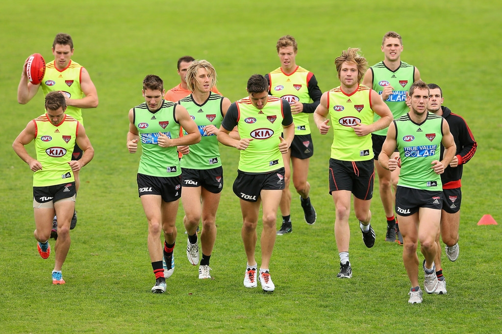 Essendon Training Session 42134