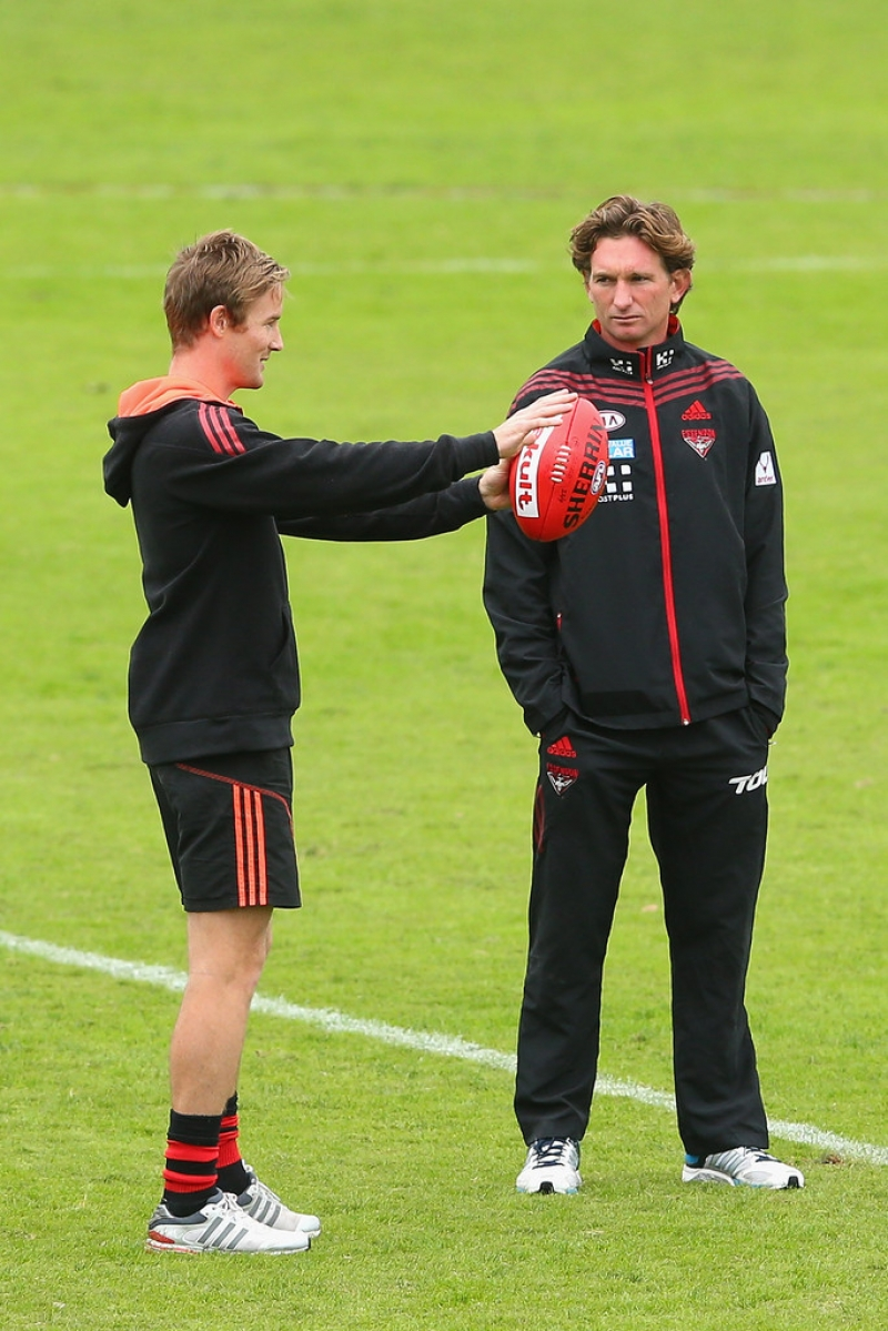 Essendon Training Session 42137