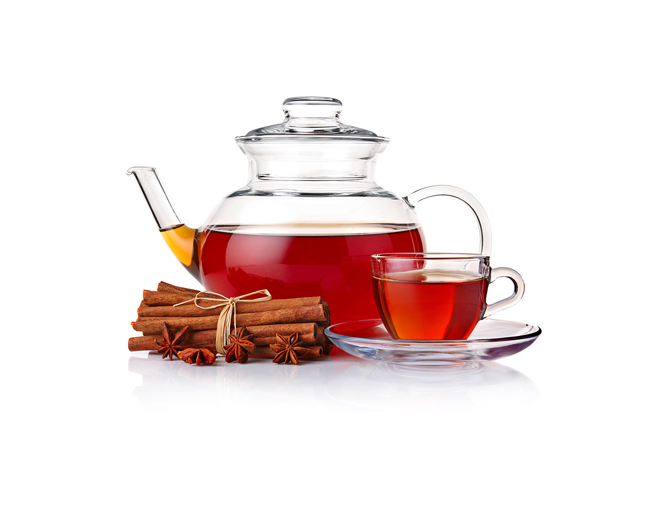 Tea and teapot 42206