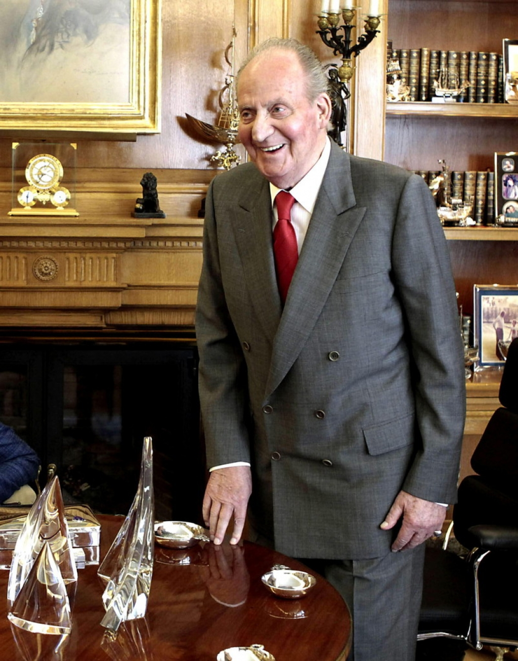 Spanish Royals Host Cervantes Awards Lunch 42241