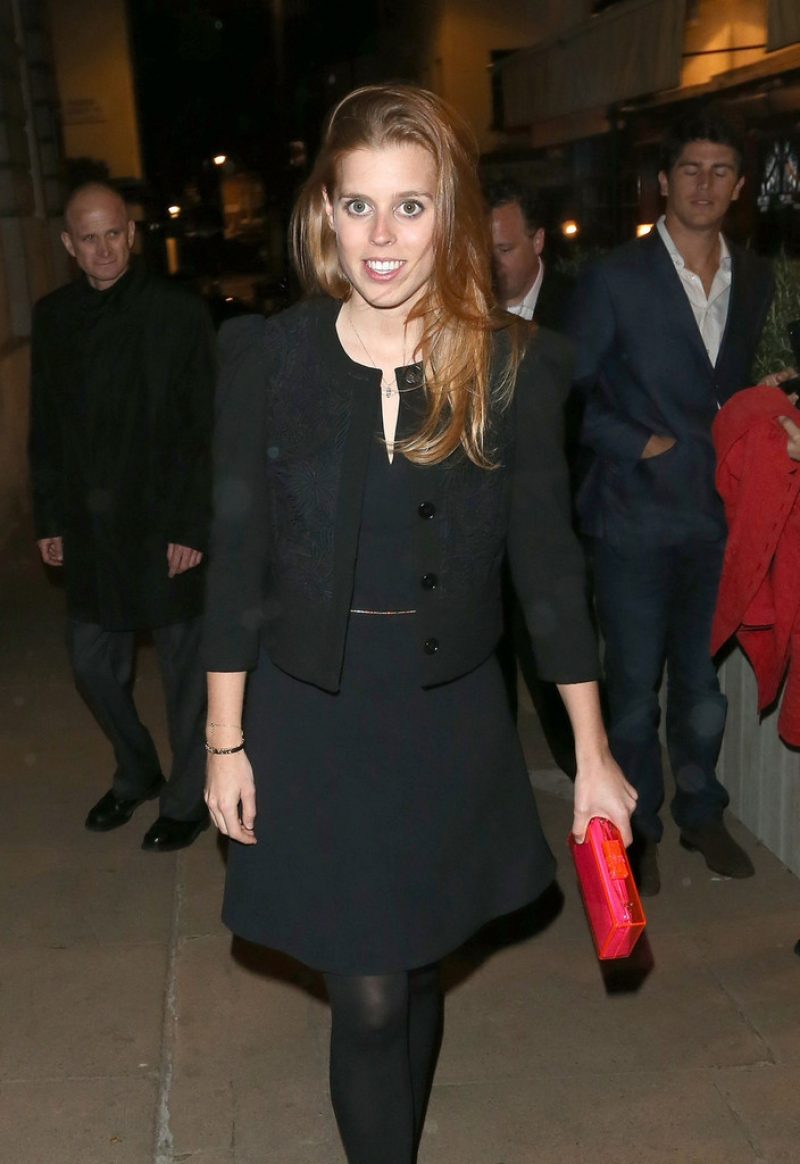 Celebs Leave Loulou's Private Members Club 2 42284