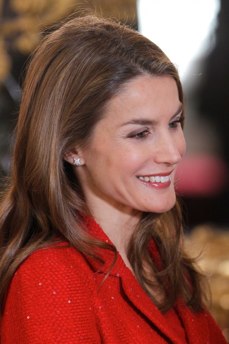 Spanish Royals Host Cervantes Awards Lunch 42306