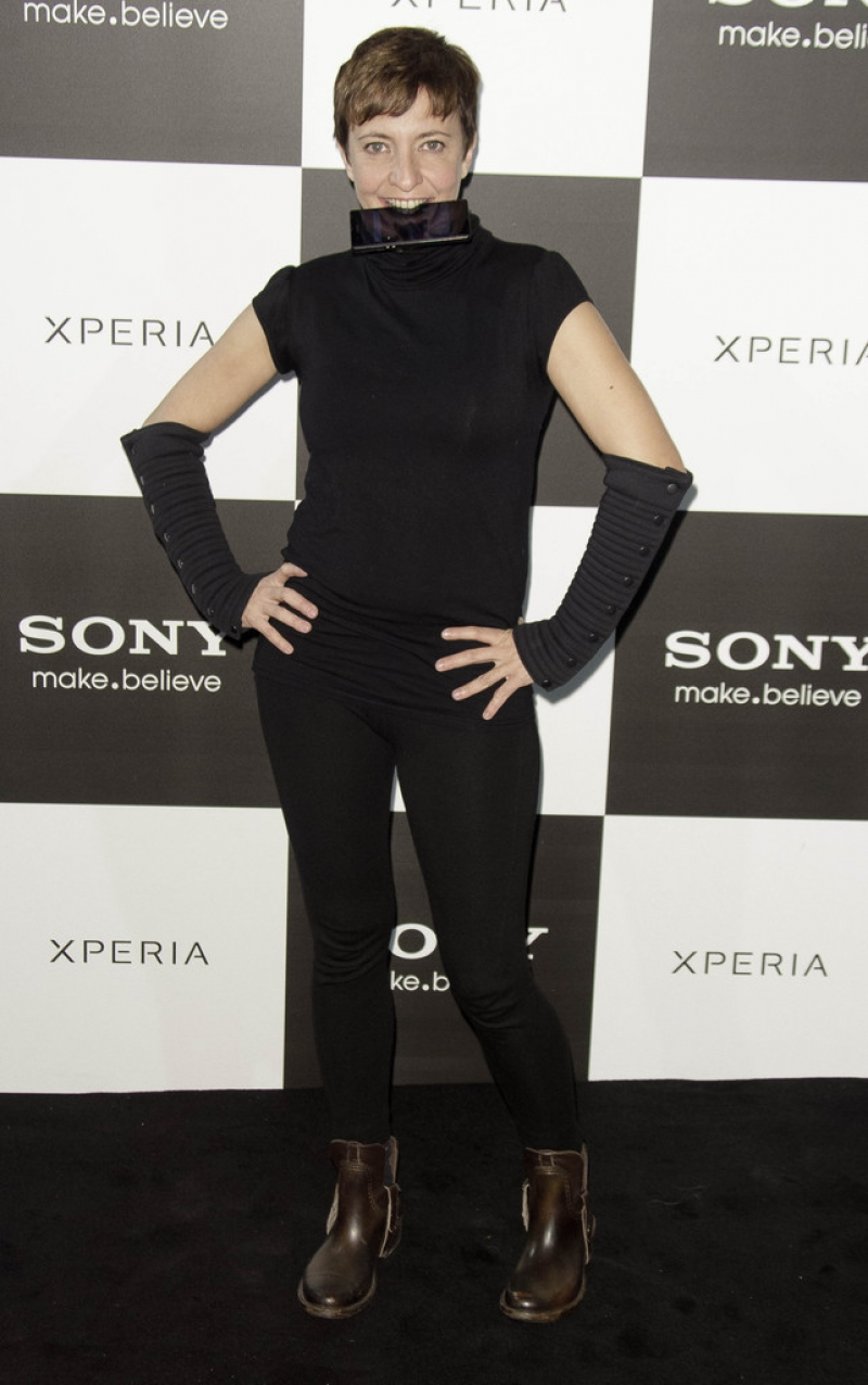 Sony Mobile Gala premier in Madrid 42330