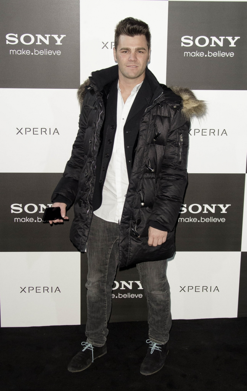 Sony Mobile Gala premier in Madrid 42332