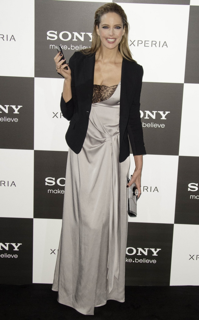 Sony Mobile Gala premier in Madrid 42374