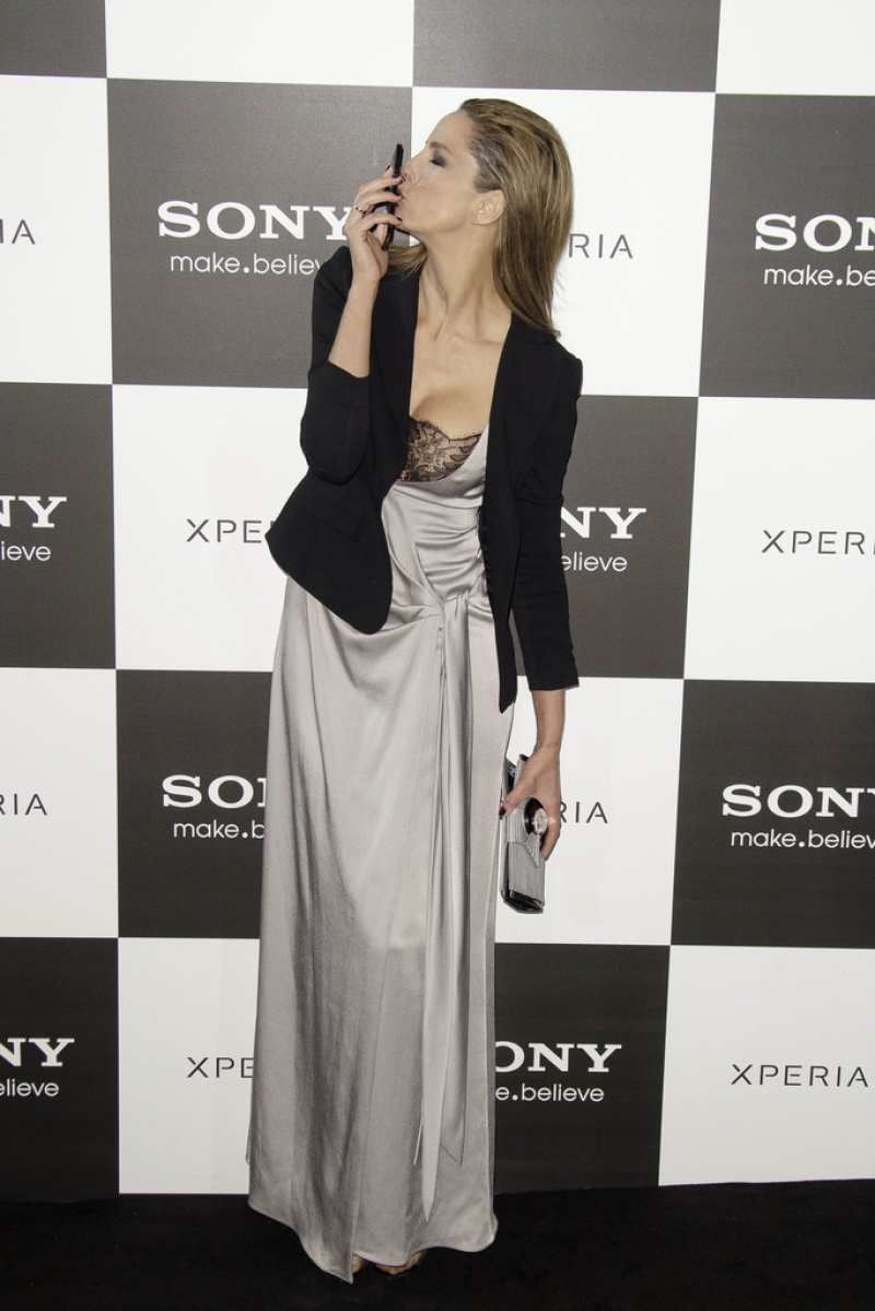 Sony Mobile Gala premier in Madrid 42441