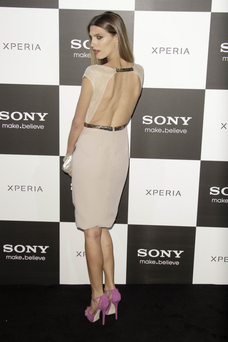 Sony Mobile Gala premier in Madrid 42443