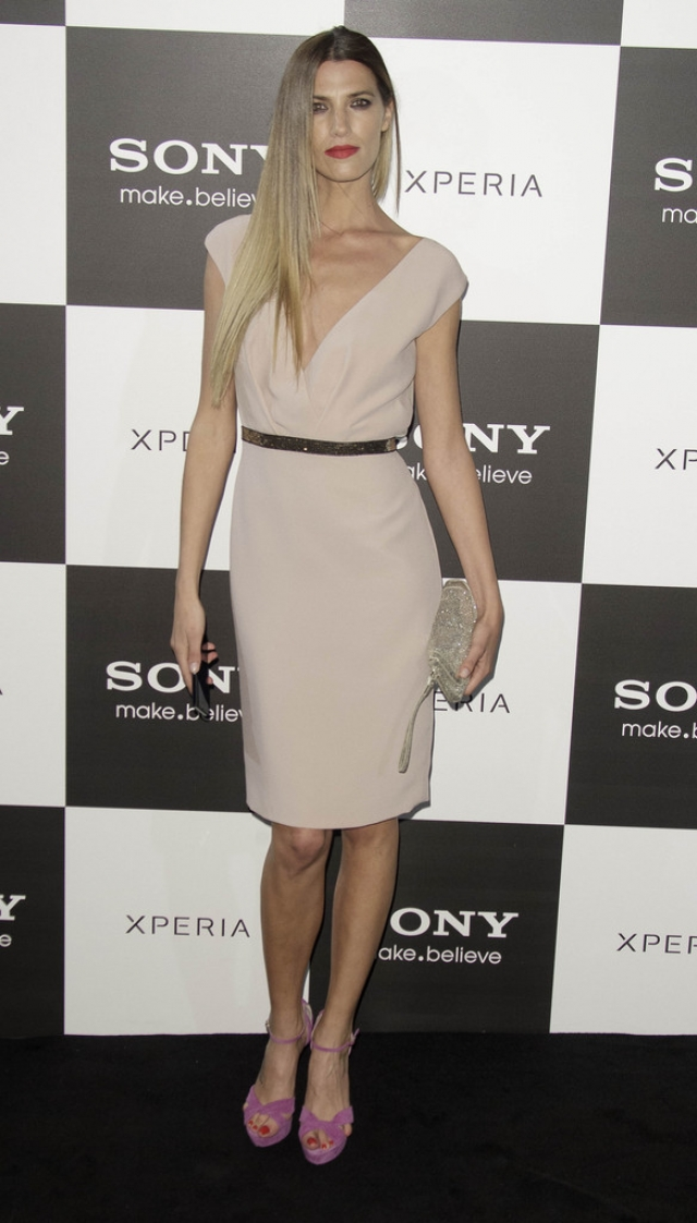 Sony Mobile Gala premier in Madrid 42490