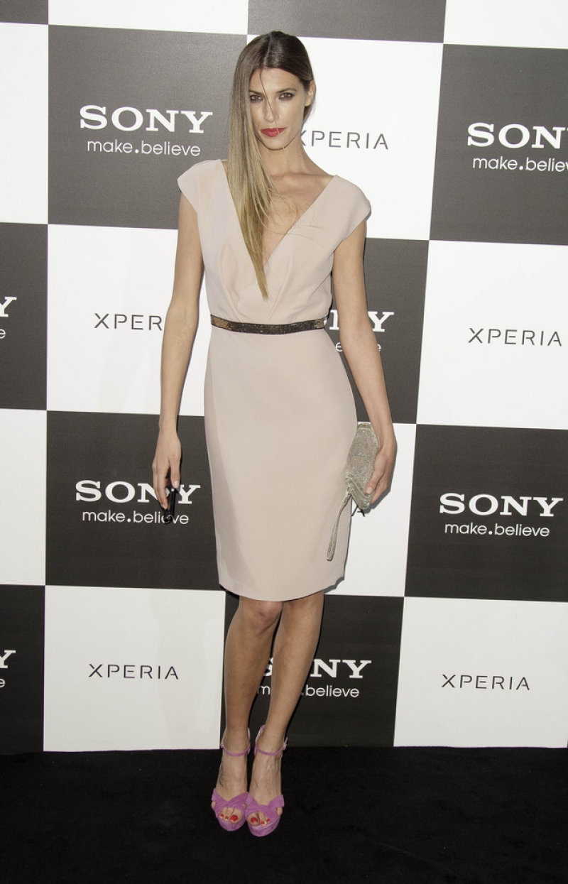 Sony Mobile Gala premier in Madrid 42492