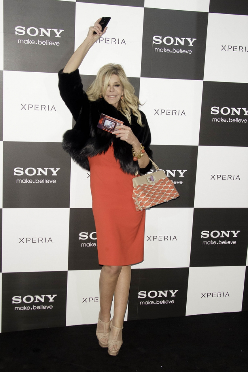 Sony Mobile Gala premier in Madrid 42501
