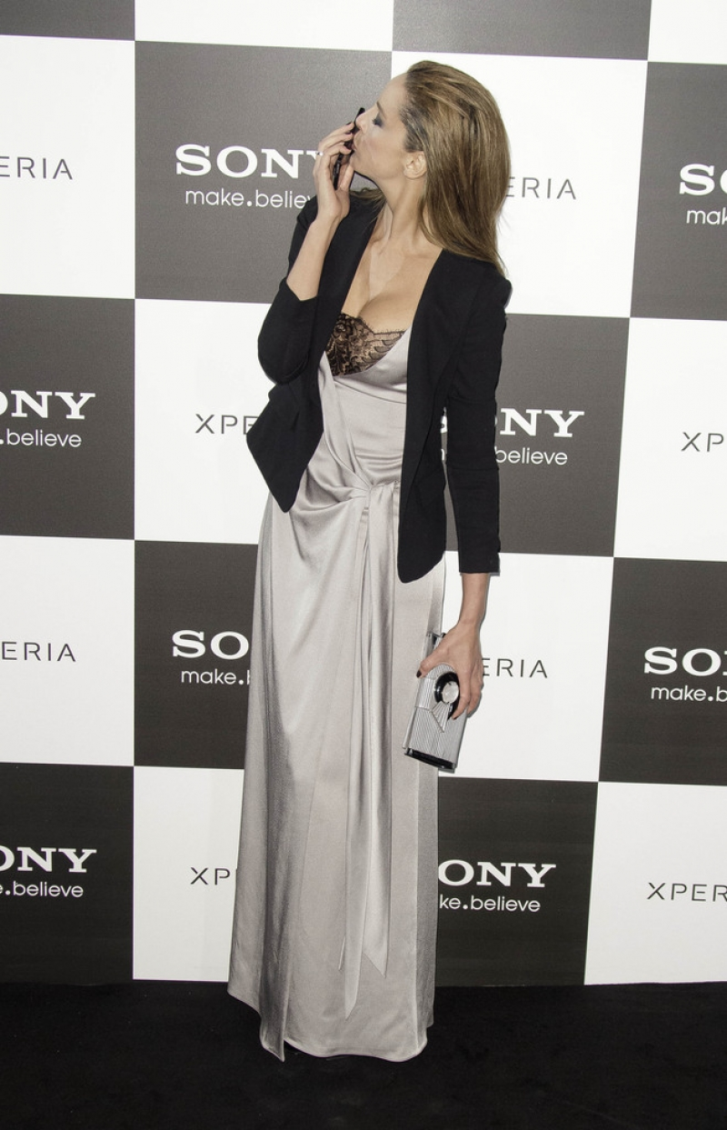 Sony Mobile Gala premier in Madrid 42536