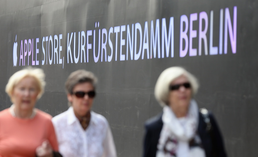 Apple Prepares to Open a Store in Berlin 42560