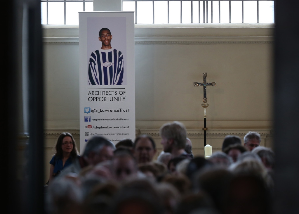 Memorial Anniversary Service for Stephen Lawrence 42607