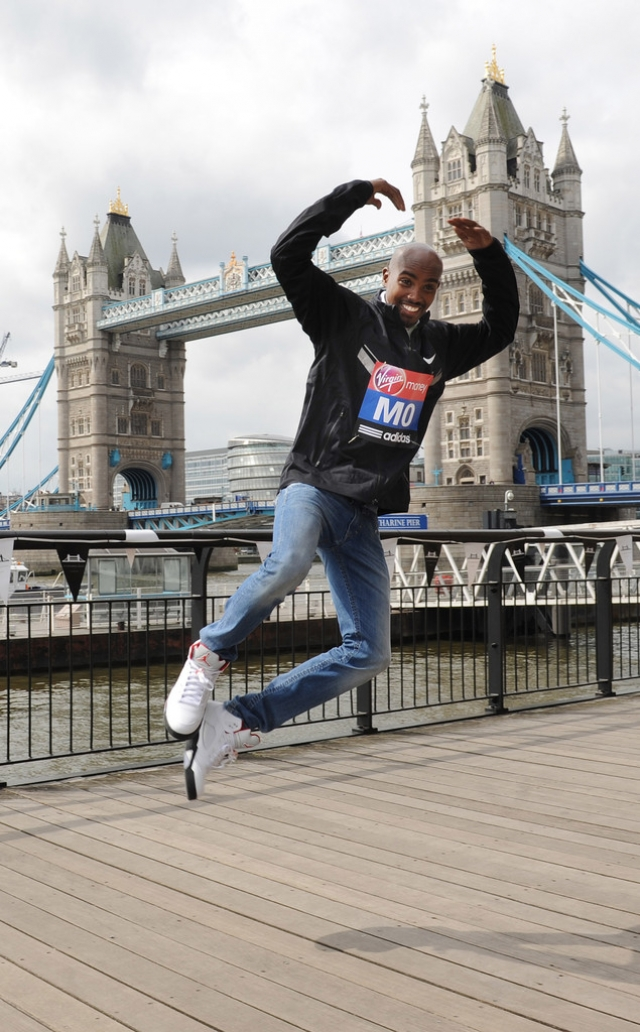 London Marathon Winners Photo Call 2 42658