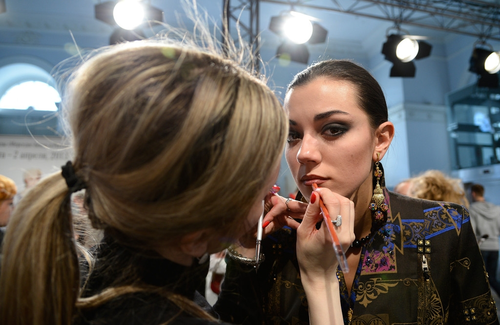 MBRFW: Backstage at Slava Zaitsev 42660