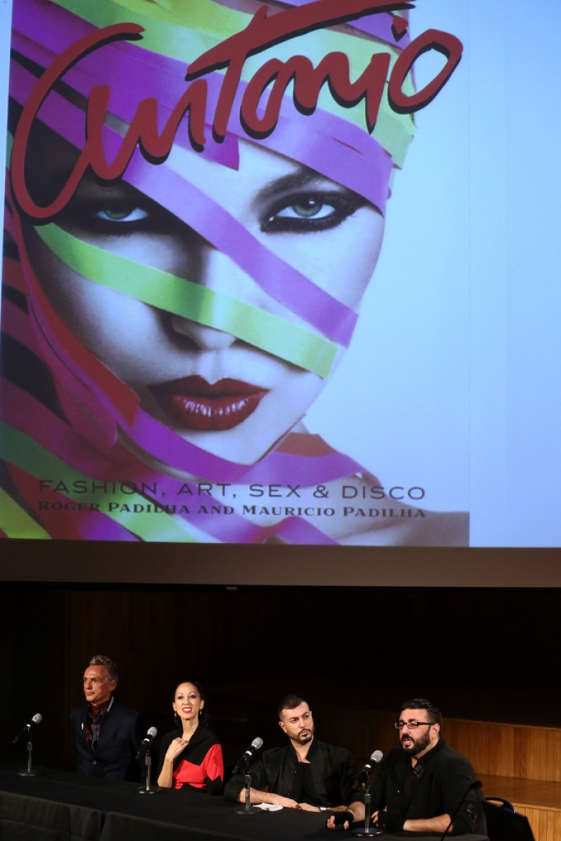 'Antonio Lopez: Fashion, Art, Sex & Disco' Panel 42729