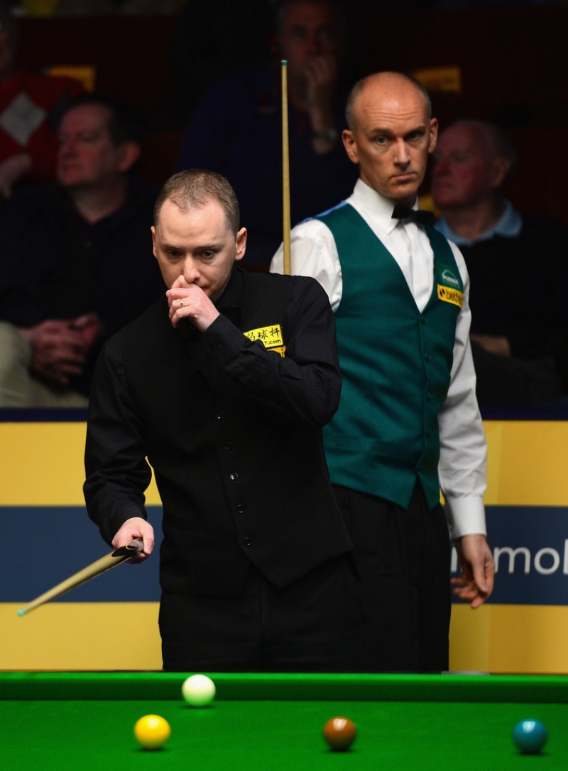 Betfair World Snooker Championship 42737