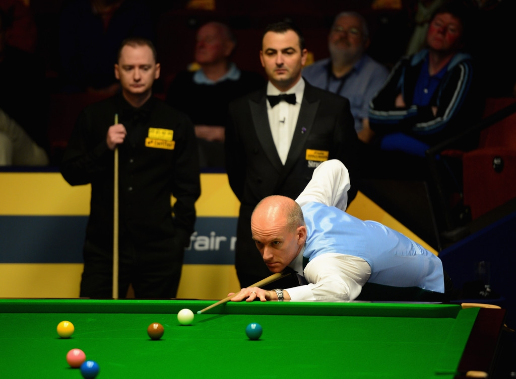 Betfair World Snooker Championship 42743