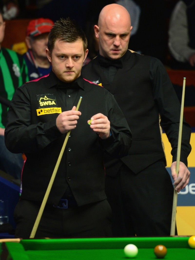 Betfair World Snooker Championship 42767