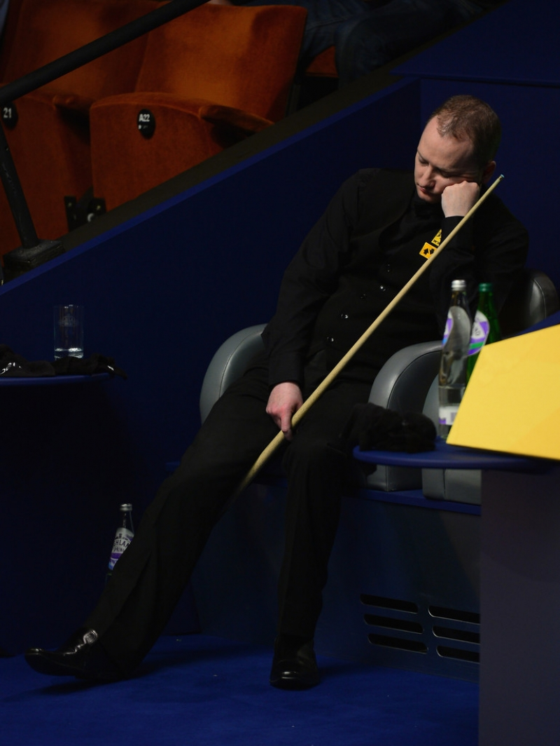 Betfair World Snooker Championship 42789