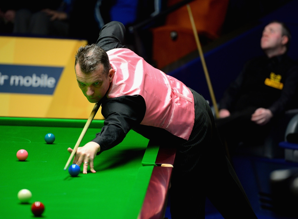Betfair World Snooker Championship 42834