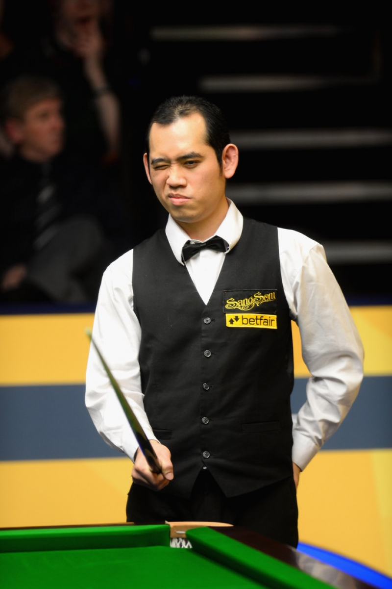 Betfair World Snooker Championship 42842