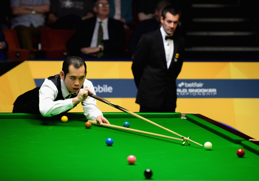 Betfair World Snooker Championship 42844