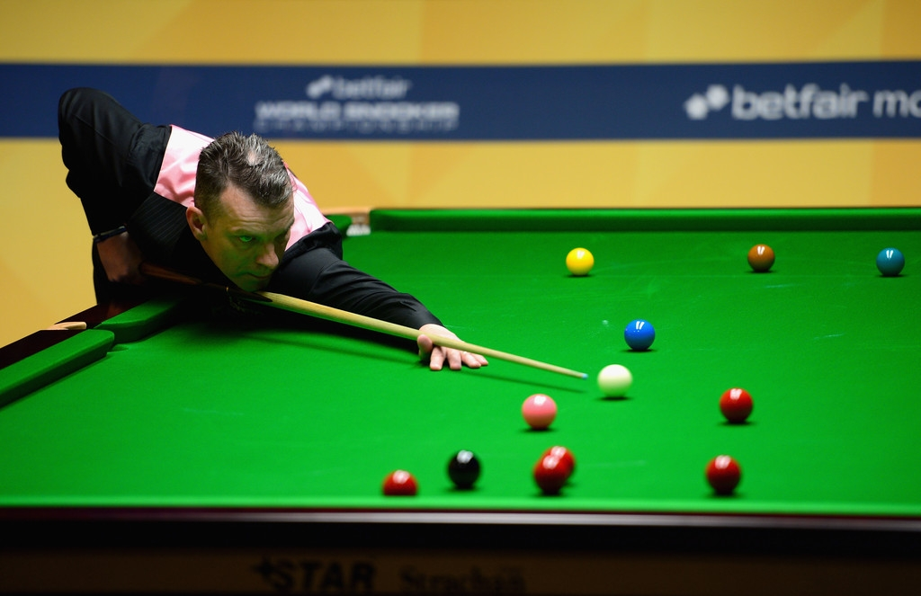 Betfair World Snooker Championship 42881