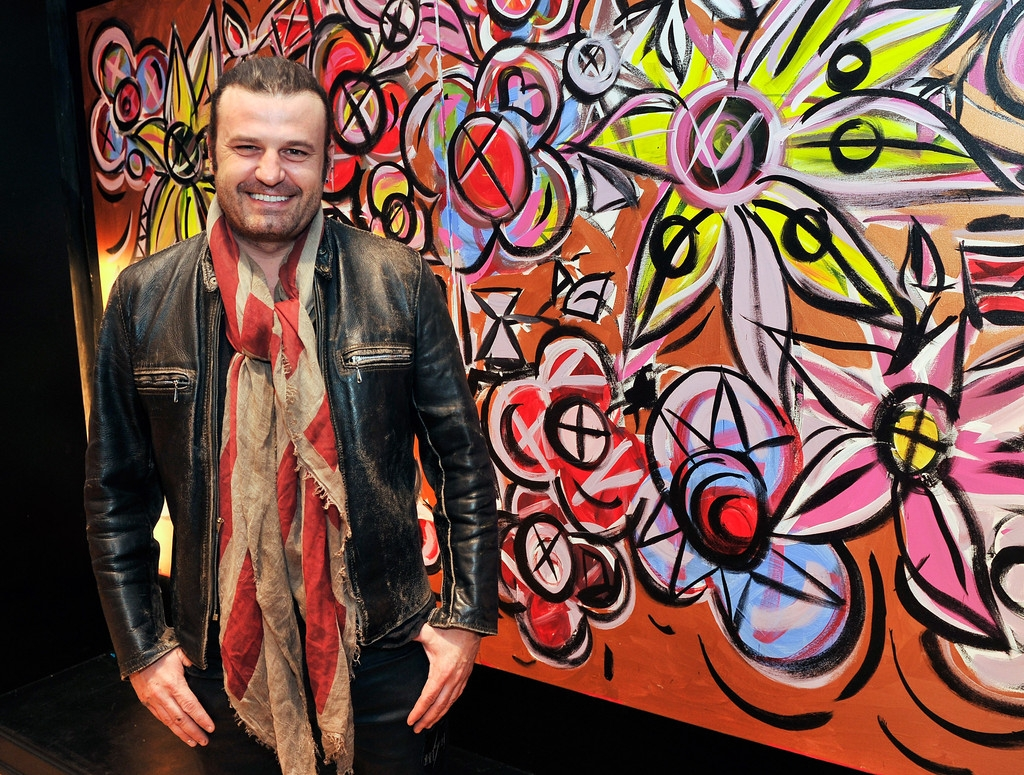 '11 Minutes' Art Show in NYC 42882