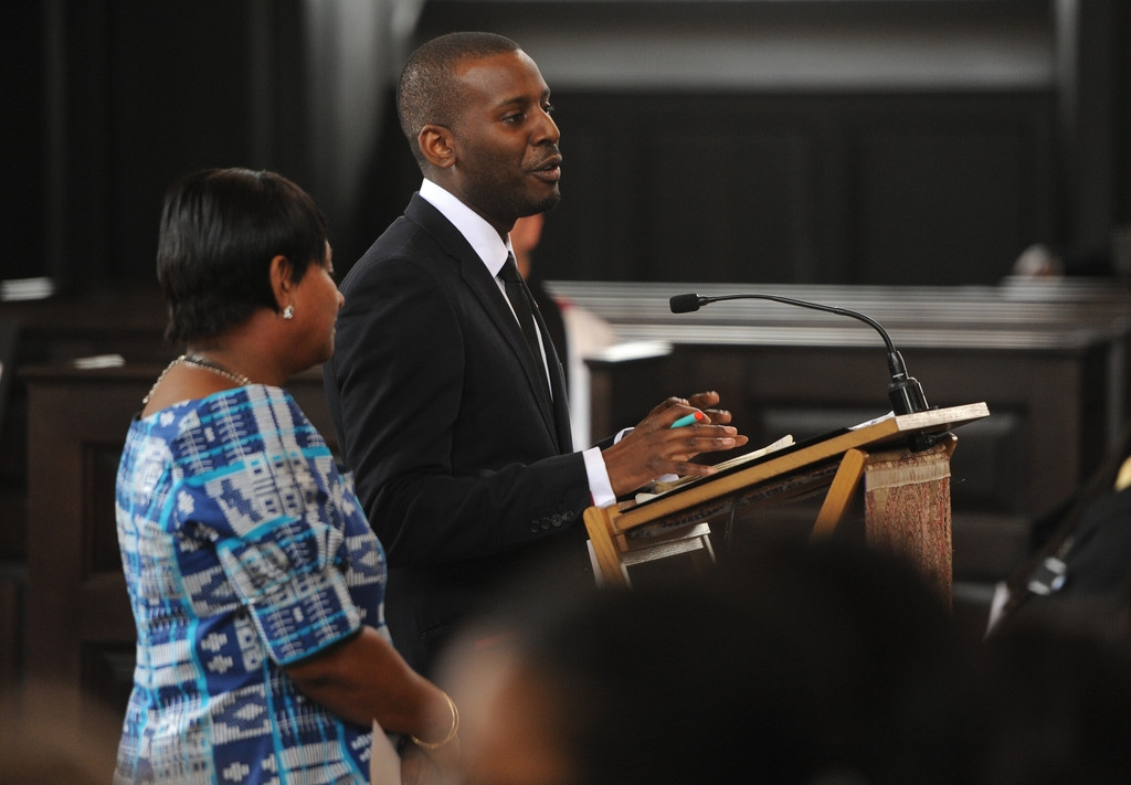 Memorial Anniversary Service for Stephen Lawrence 42887