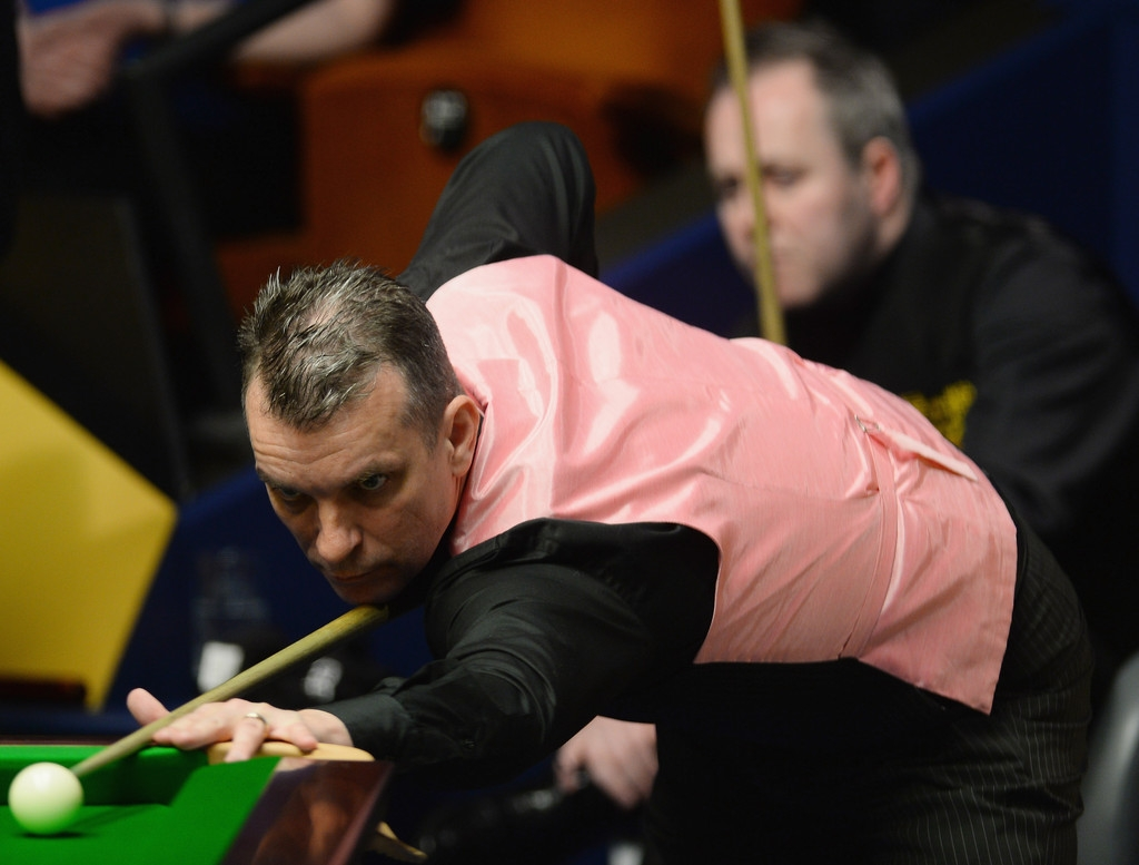 Betfair World Snooker Championship 42895
