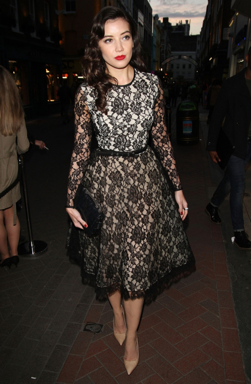 Daisy Lowe at the Eleven Paris Store Launch 43083