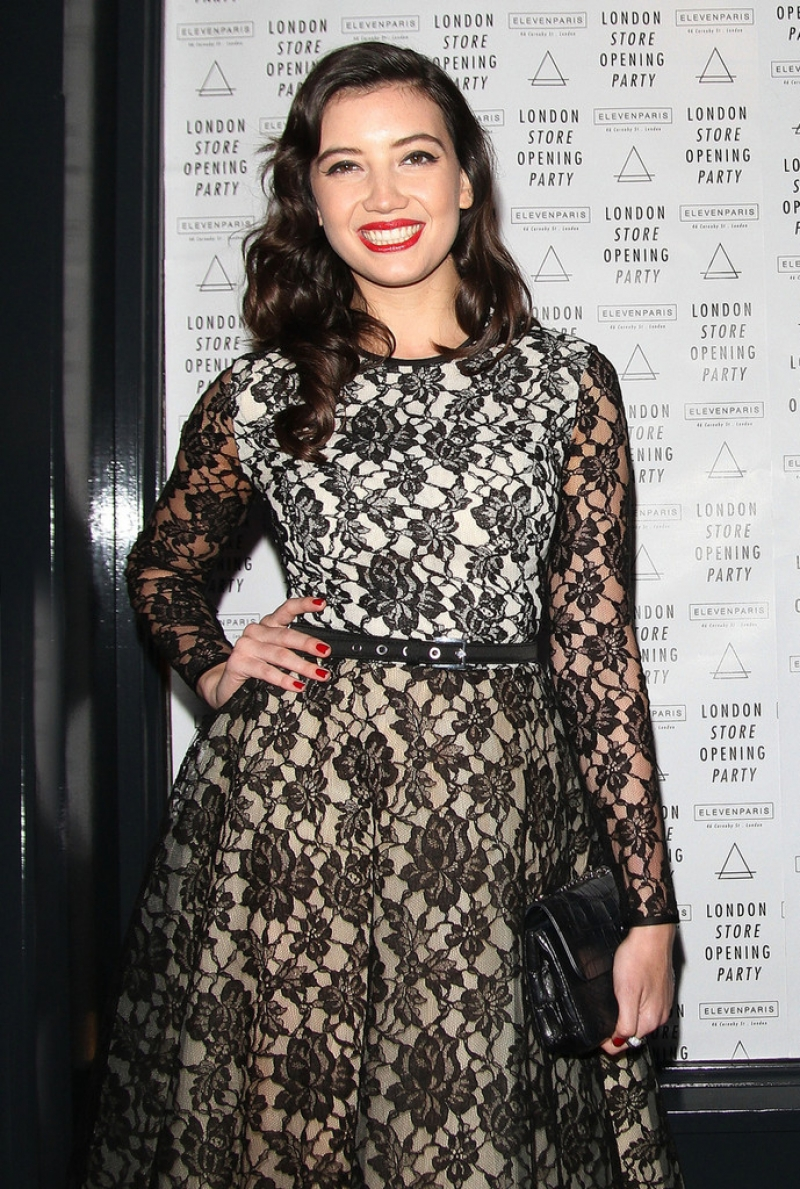 Daisy Lowe at the Eleven Paris Store Launch 43087