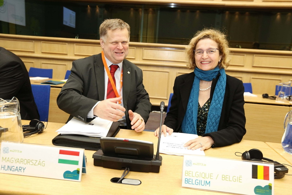 Informal Meeting of Environment and Energy EU Ministers 43094