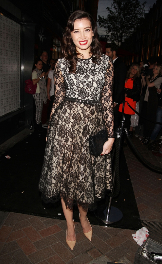 Daisy Lowe at the Eleven Paris Store Launch 43151