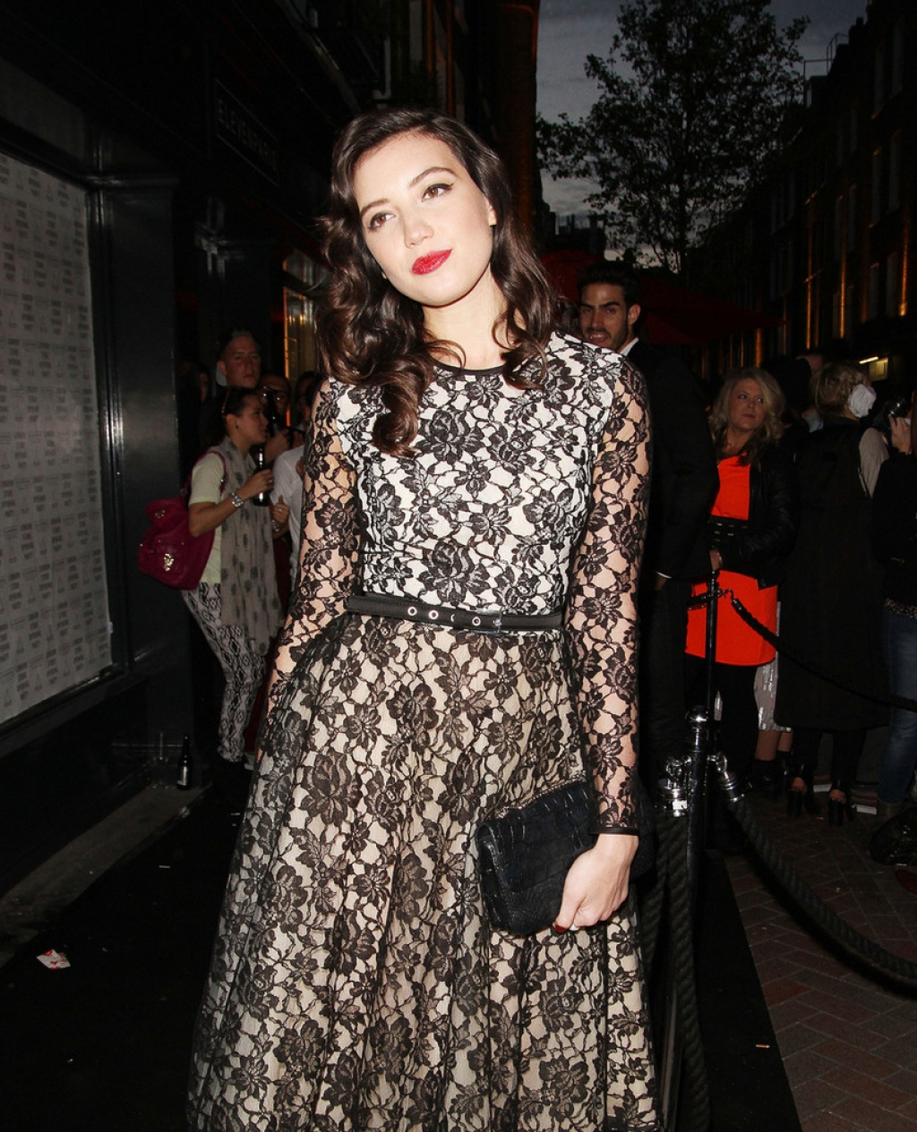Daisy Lowe at the Eleven Paris Store Launch 43153