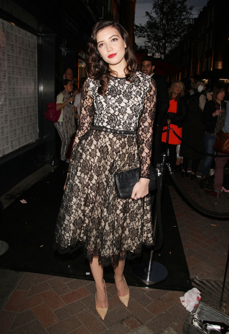 Daisy Lowe at the Eleven Paris Store Launch 43159