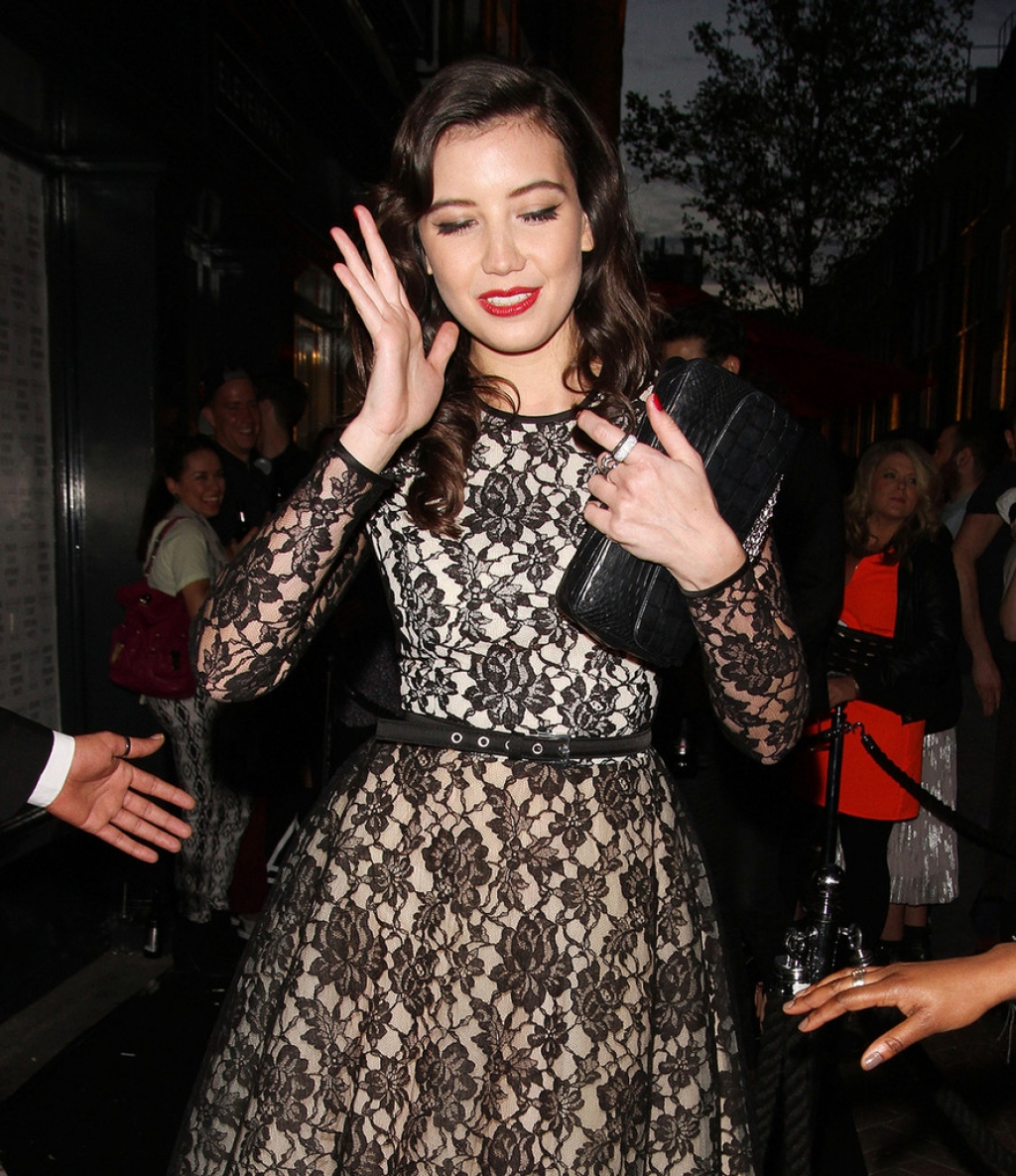 Daisy Lowe at the Eleven Paris Store Launch 43182