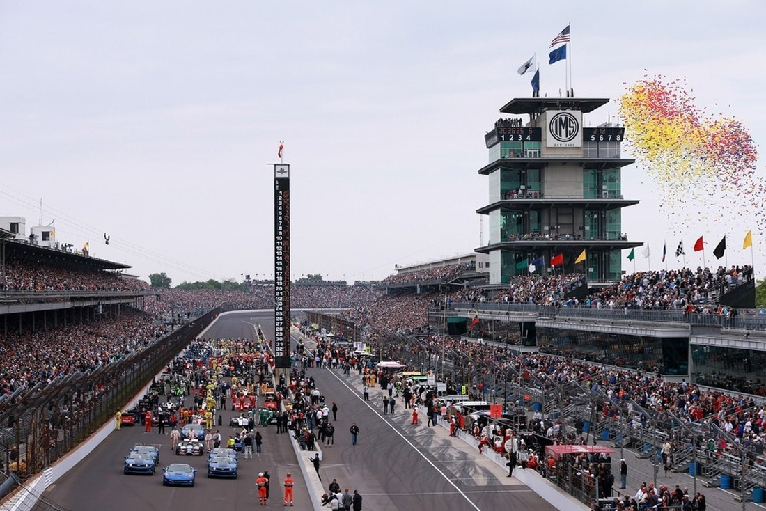 Sights and sounds from the Indianapolis 500 43195