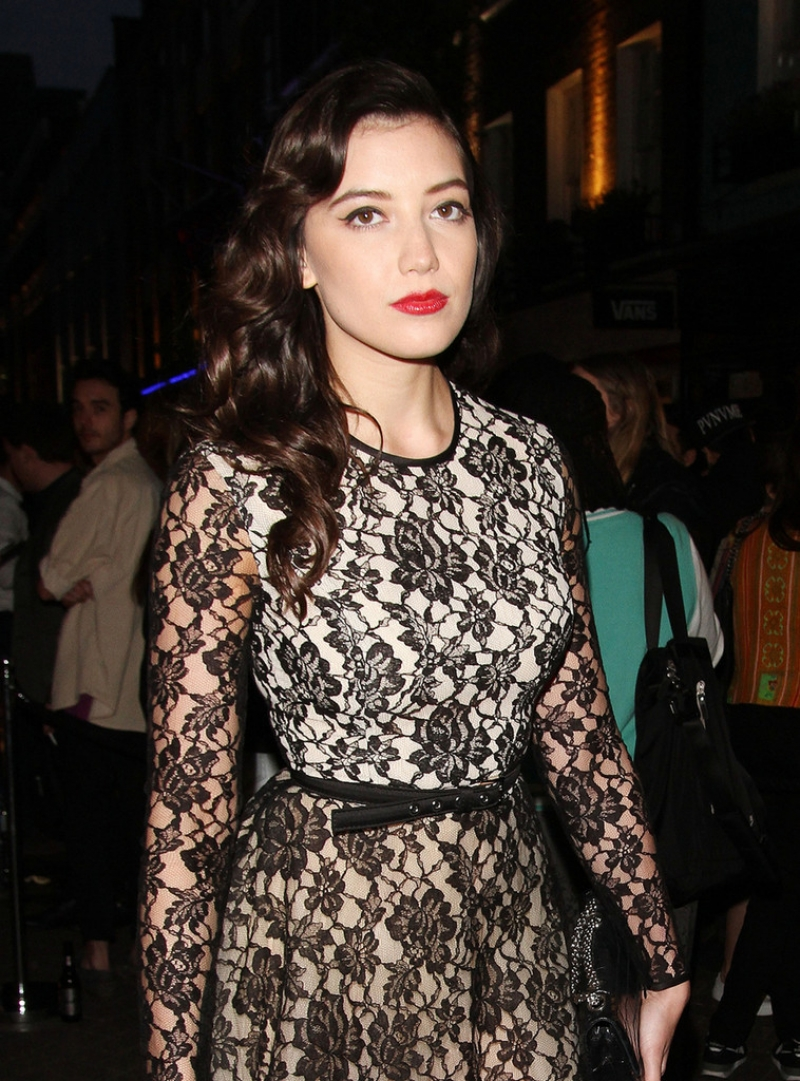 Daisy Lowe at the Eleven Paris Store Launch 43199