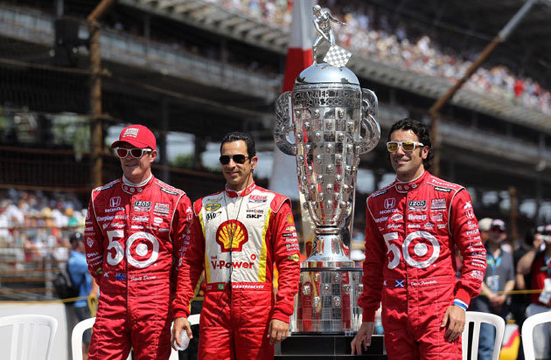 The Indy 500 winners' trophy might be the most terrifying thing you've ever seen 43210