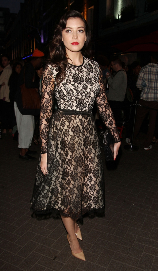 Daisy Lowe at the Eleven Paris Store Launch 43224