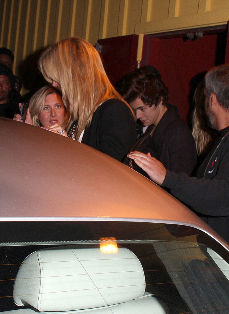 Harry Styles Out Partying With Friends 43274