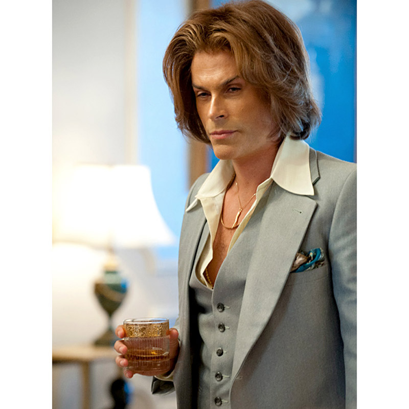 Rob Lowe on his crazy transformation for Liberace biopic 'Behind the candles' 43294