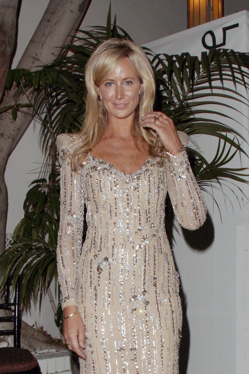 Lady Victoria Hervey Arrives at the Chateau Marmont 43350