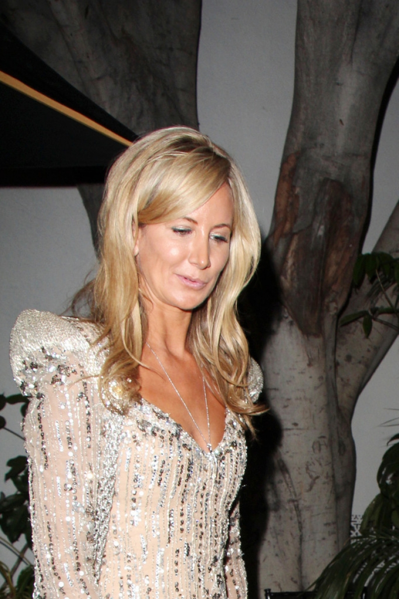 Lady Victoria Hervey Arrives at the Chateau Marmont 43357