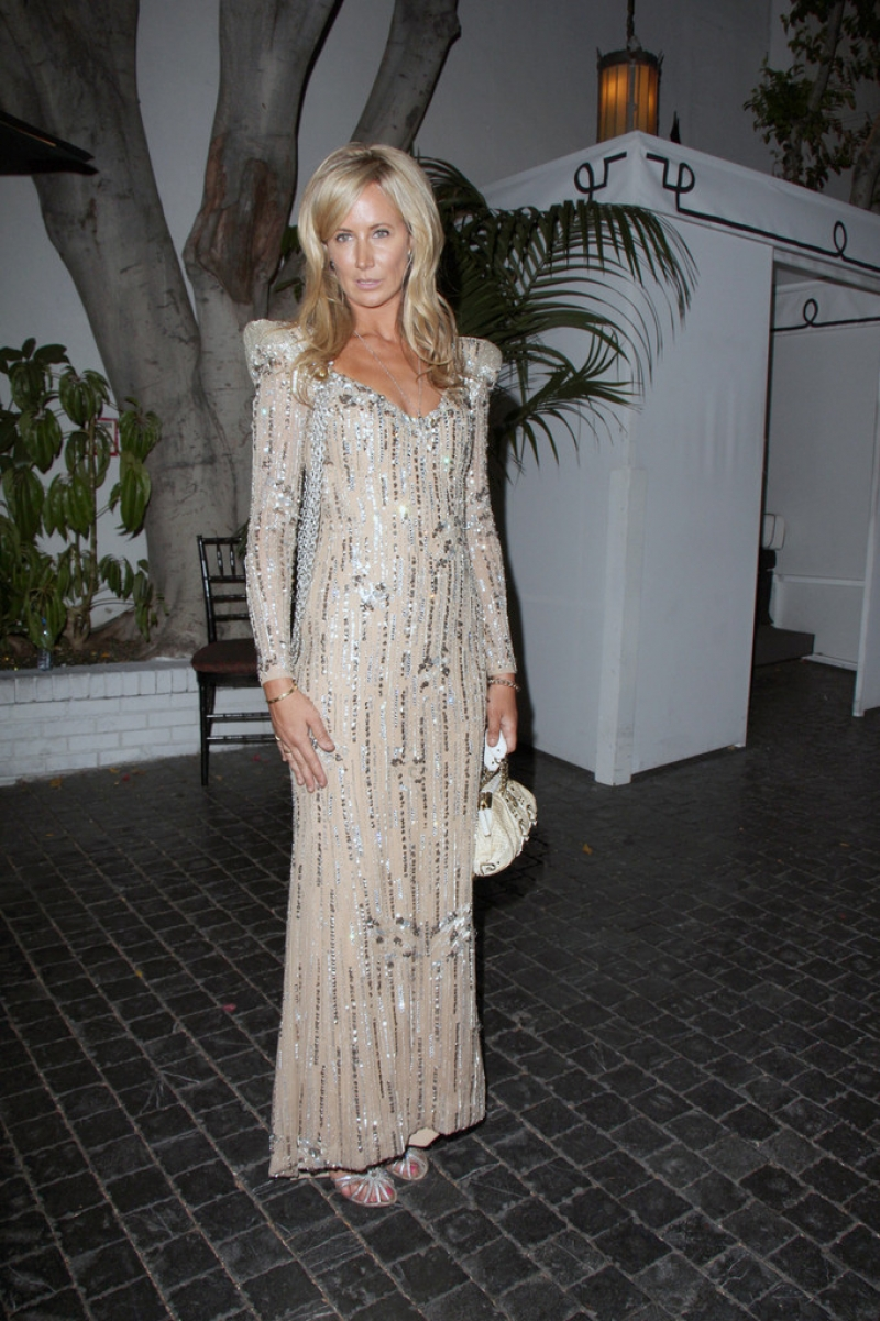 Lady Victoria Hervey Arrives at the Chateau Marmont 43386
