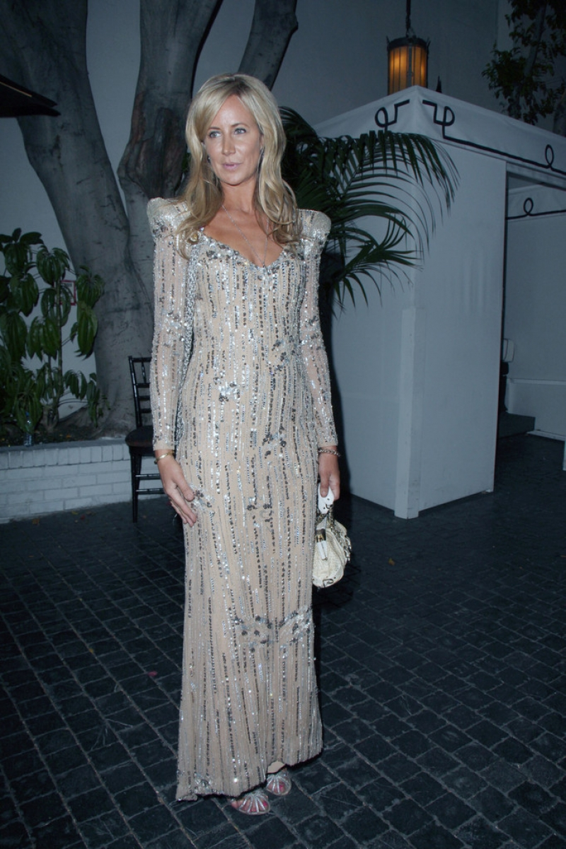 Lady Victoria Hervey Arrives at the Chateau Marmont 43401