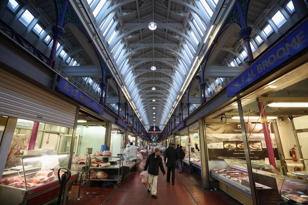 The Historic Wholesale Market of Smithfield 43476
